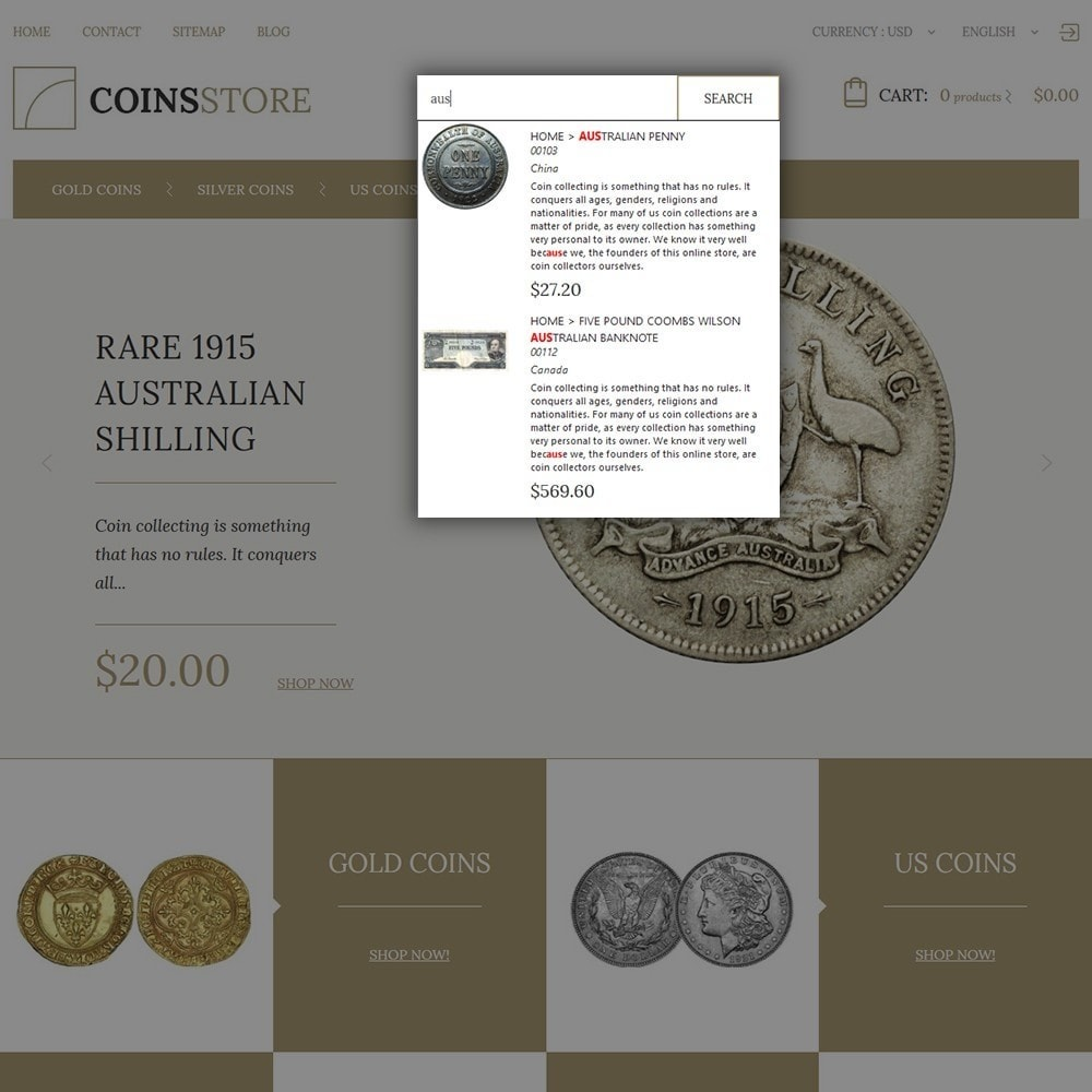 theme - Дом и сад - Coin Store - 7