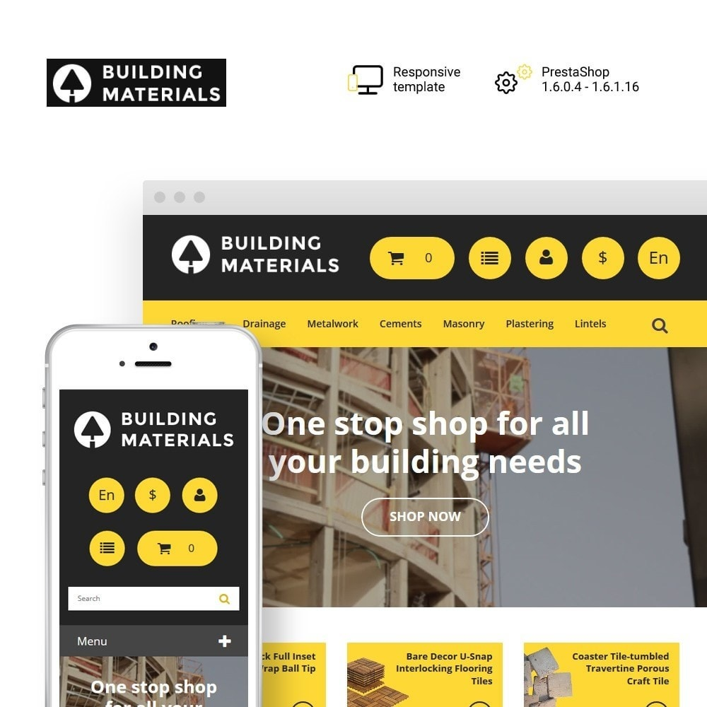 Building Materials - Building Store