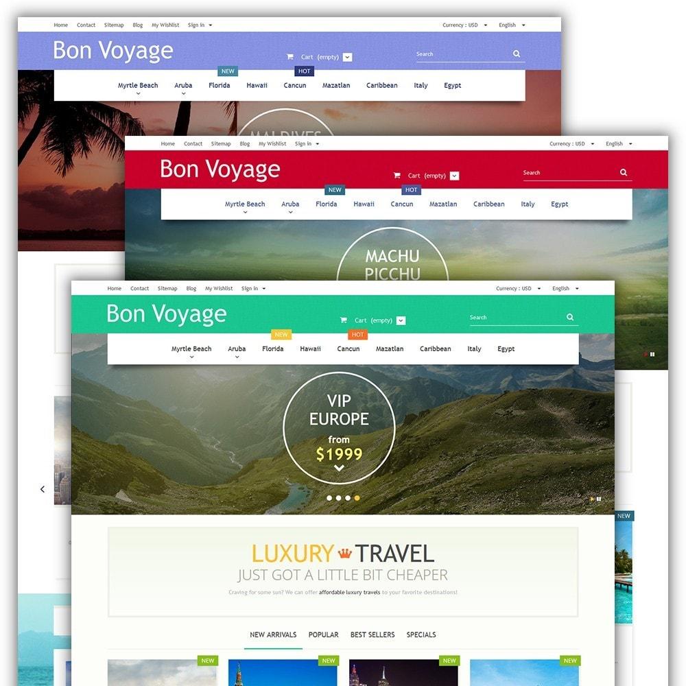 Bon Voyage - Travel Agency