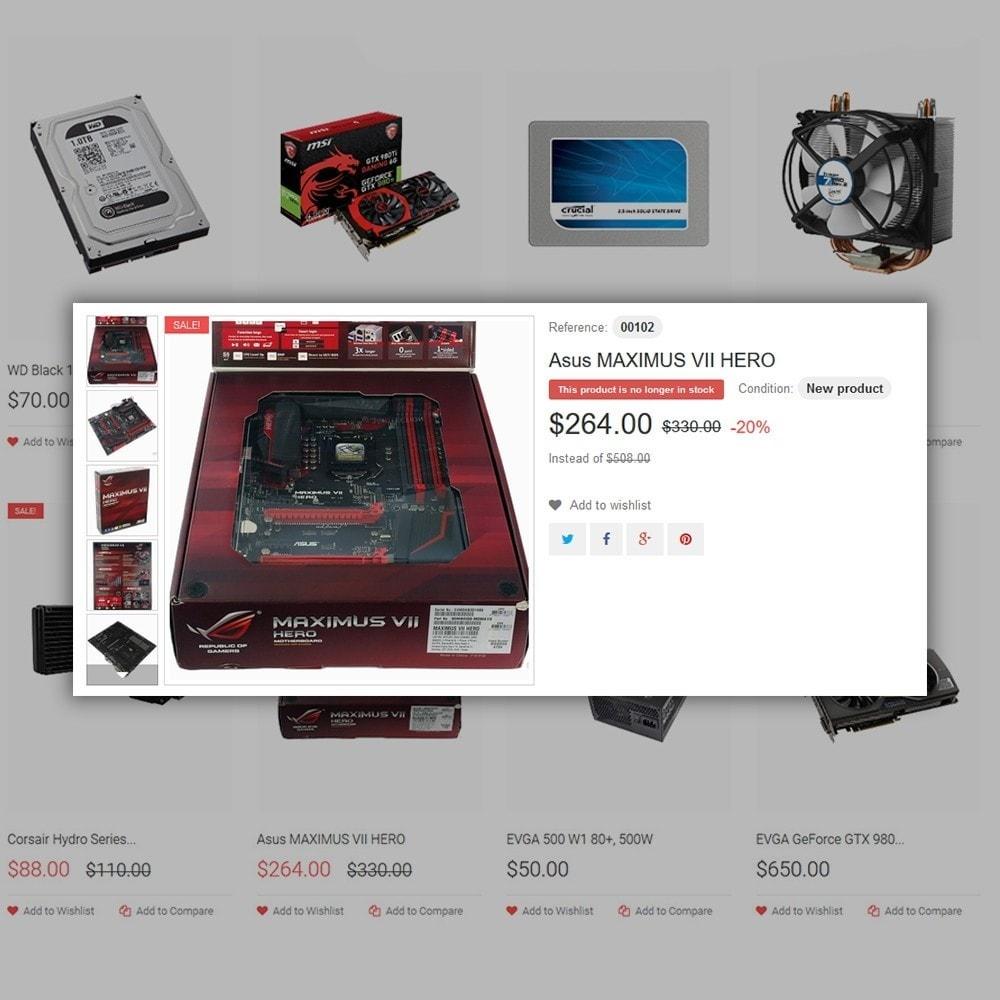 theme - Электроника и компьютеры - Compex - Computer Repair - 5