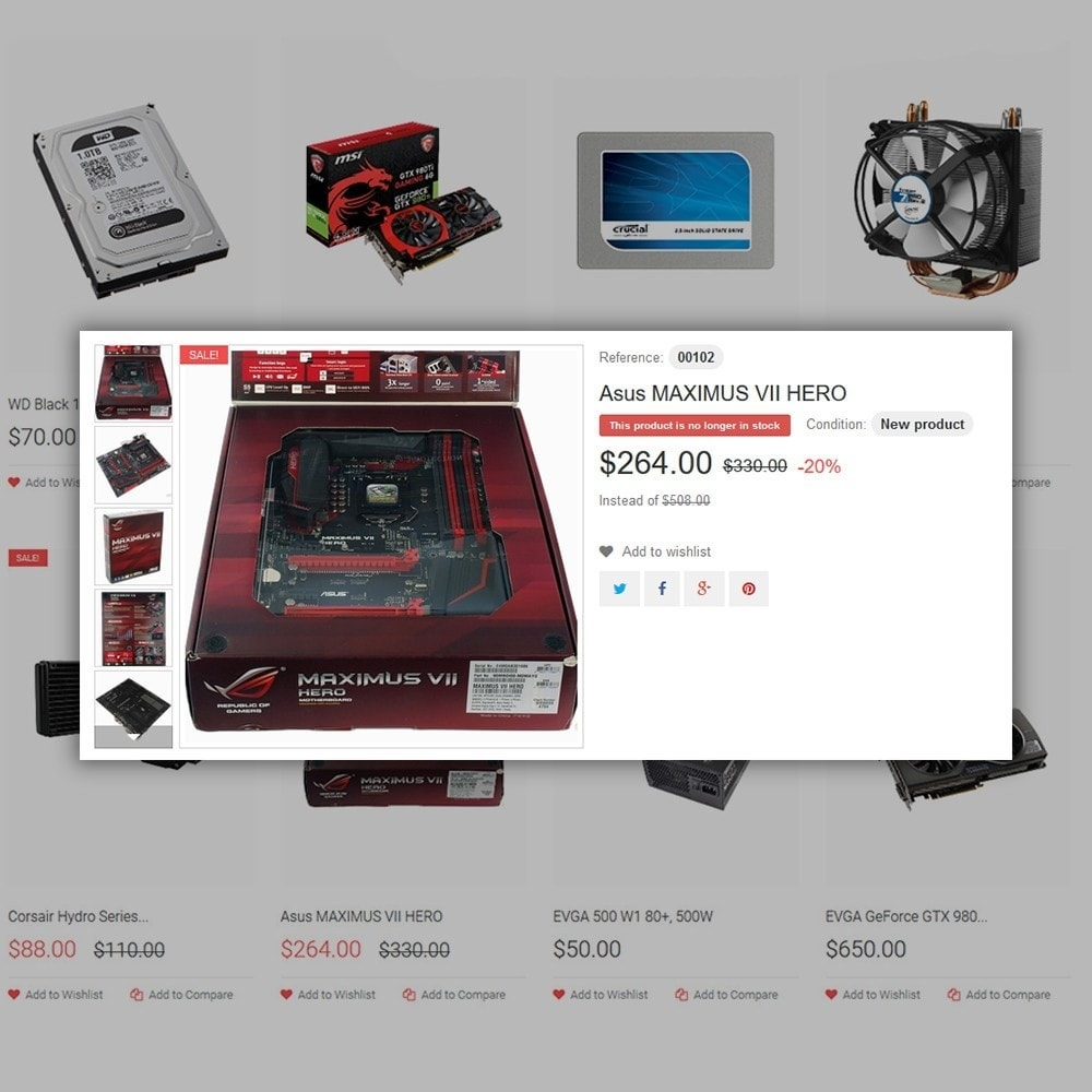theme - Elettronica & High Tech - Compex - Computer Repair - 5