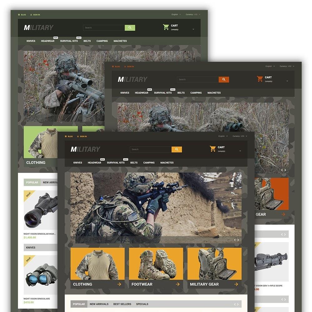 theme - Sport, Attività & Viaggi - Military - 2