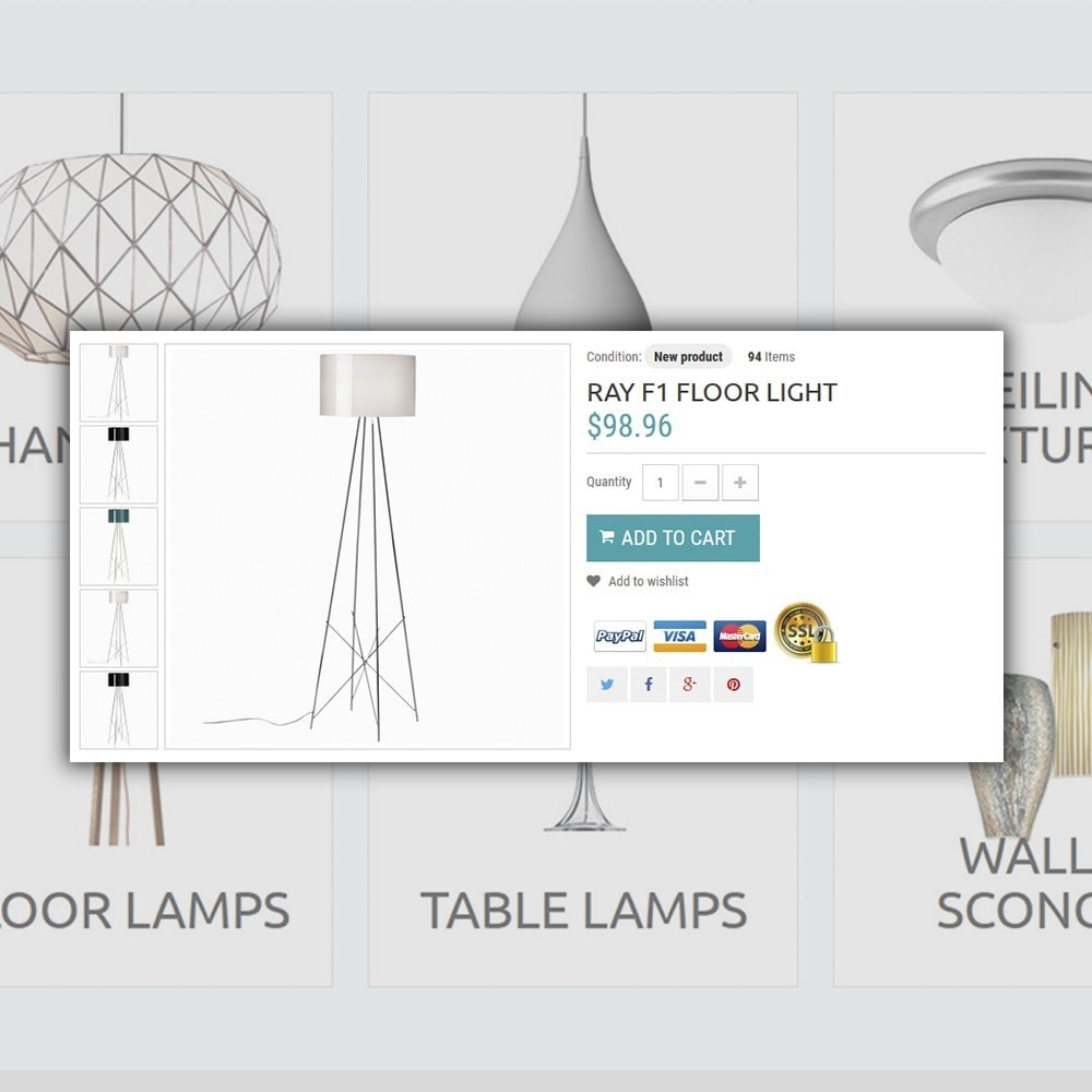 theme - Maison & Jardin - Lighting Online Store - Lighting & Electricity Store - 4