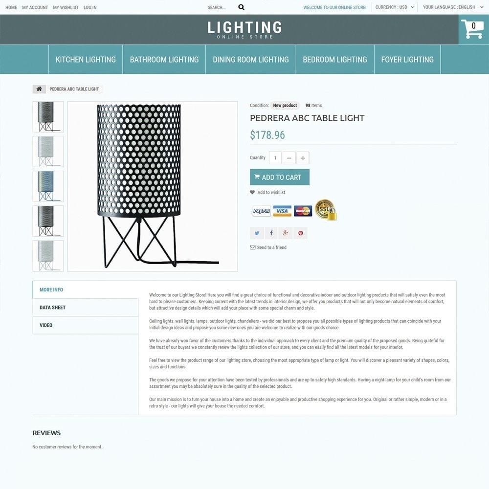 Lighting Online Store - Lighting & Electricity Store