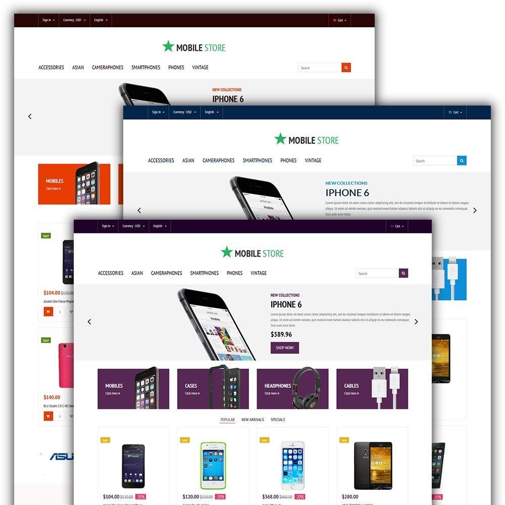 theme - Электроника и компьютеры - Mobile Store - 2