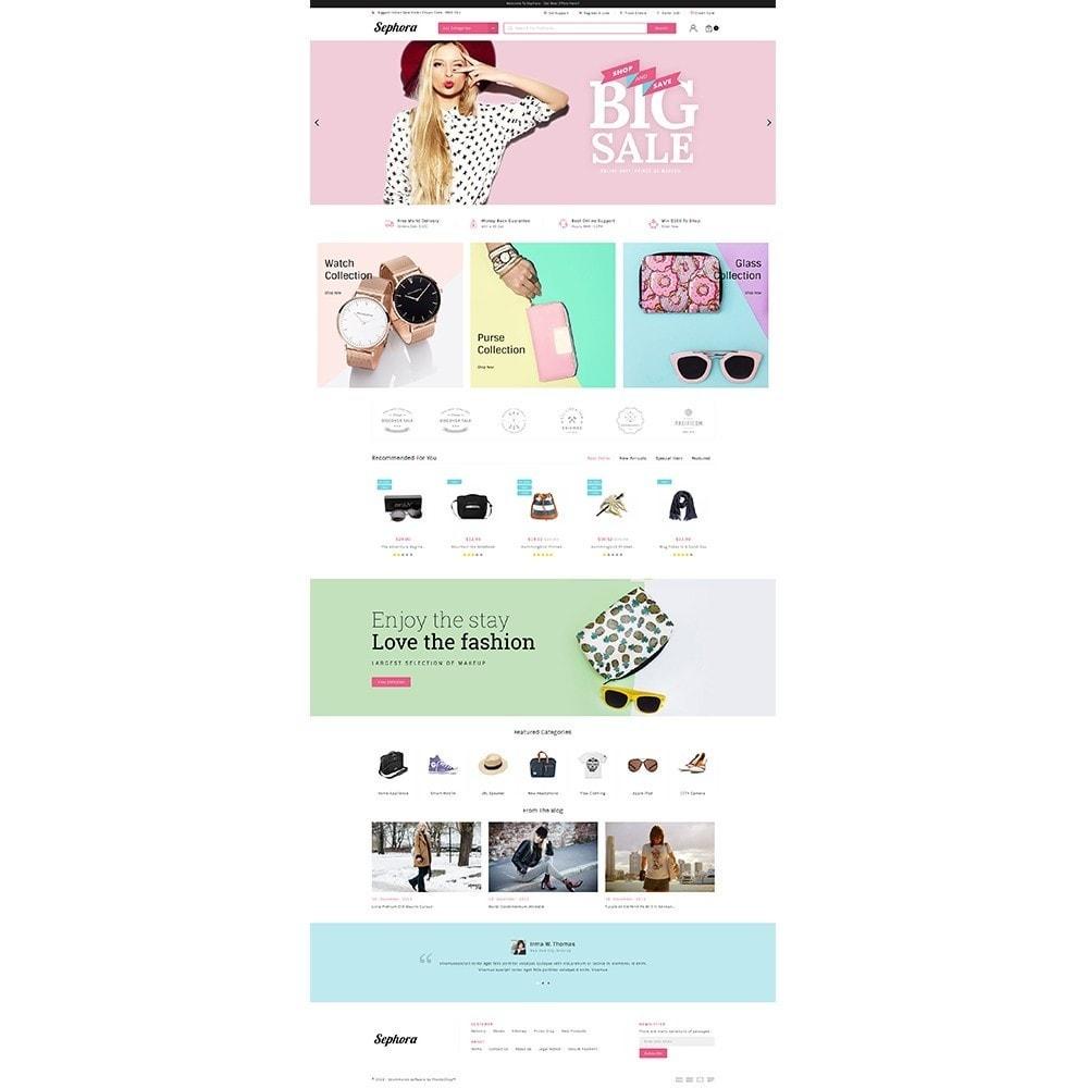Sephora Multi Store