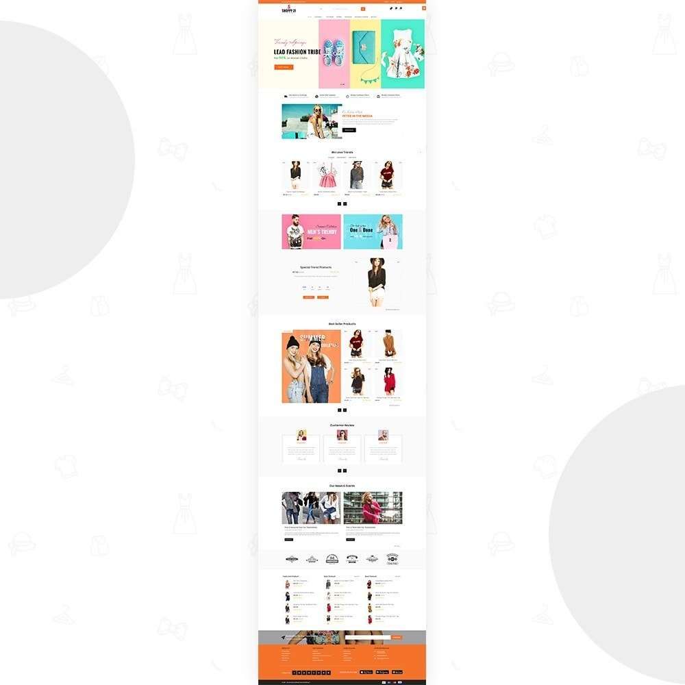 theme - Moda & Calzature - Shoppy21 – Fashion Super Big Store - 2
