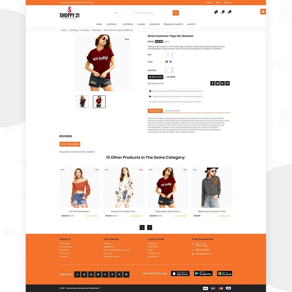 theme - Moda & Calzature - Shoppy21 – Fashion Super Big Store - 4