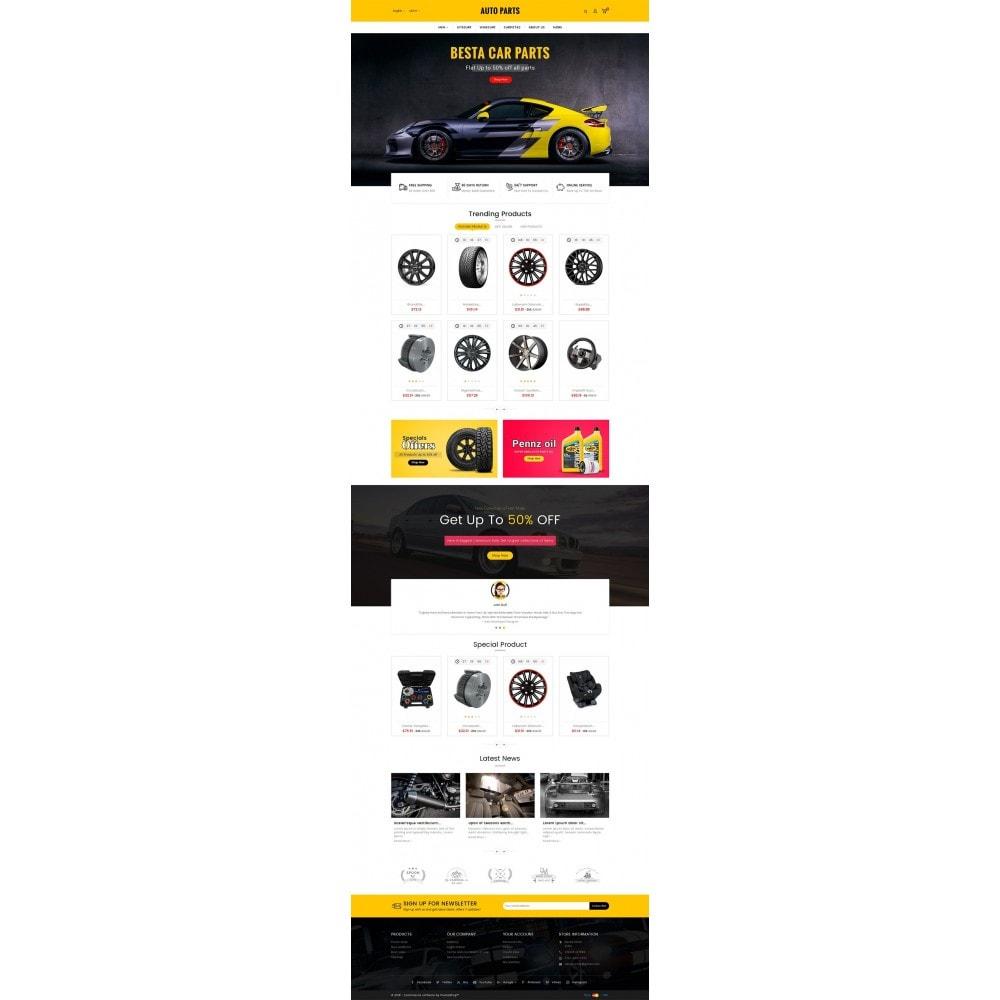 Auto Equipment & Parts
