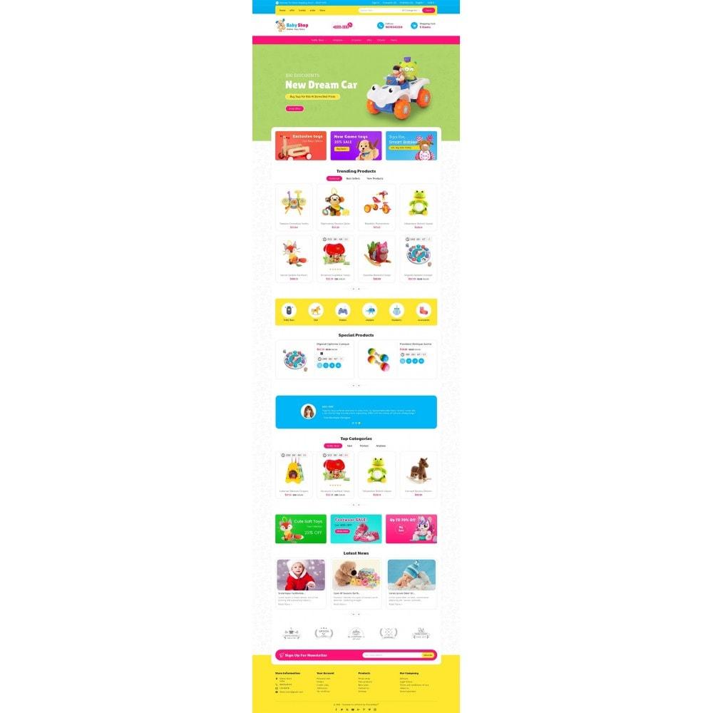 theme - Kids & Toys - Baby Toys - 2