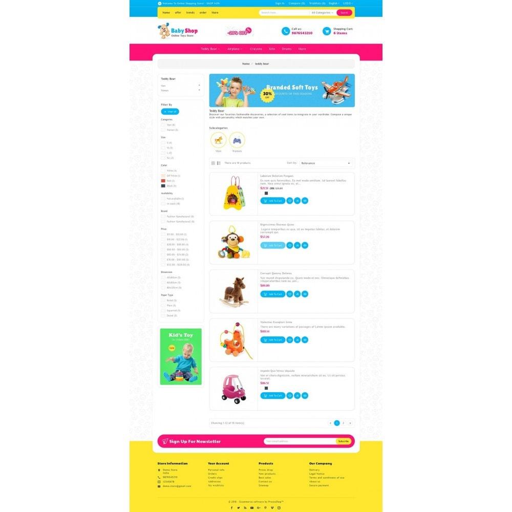 theme - Kids & Toys - Baby Toys - 4