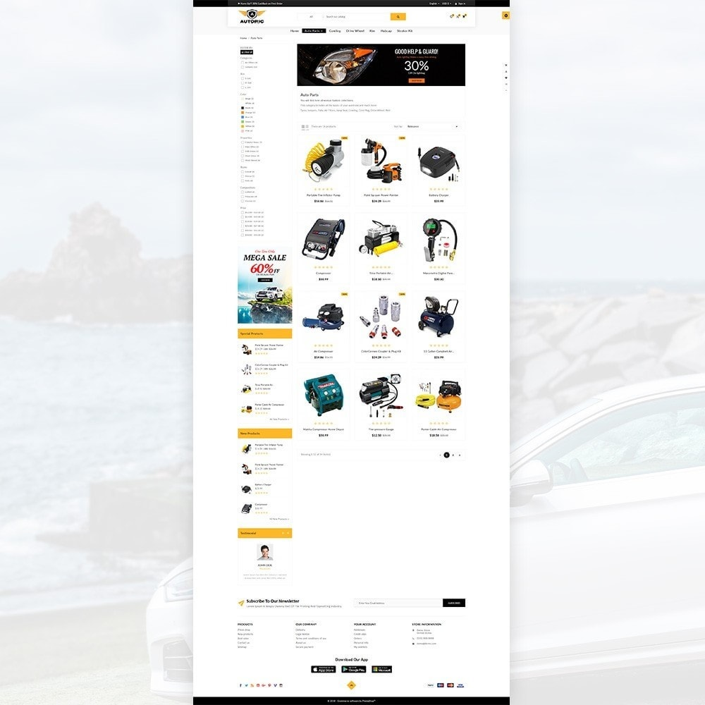 Autoric - Autopart and Tools Super Store