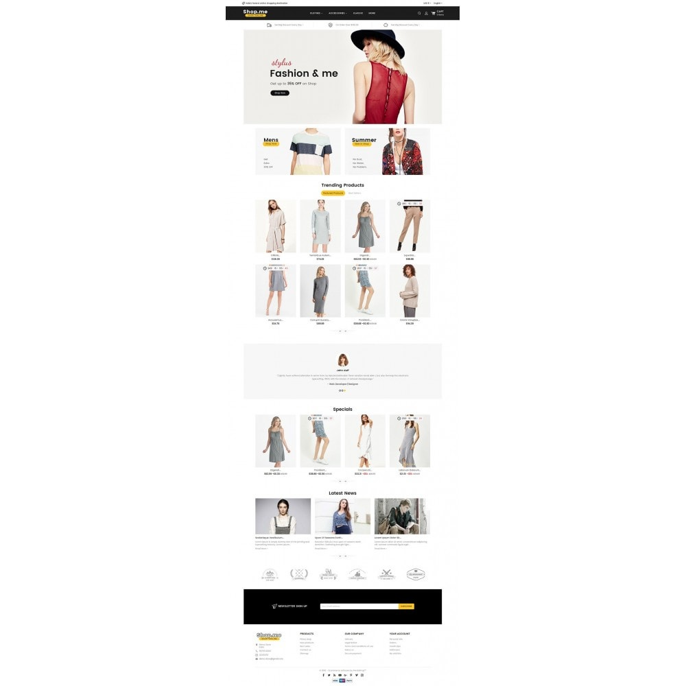 Shopme Fashion Apparels