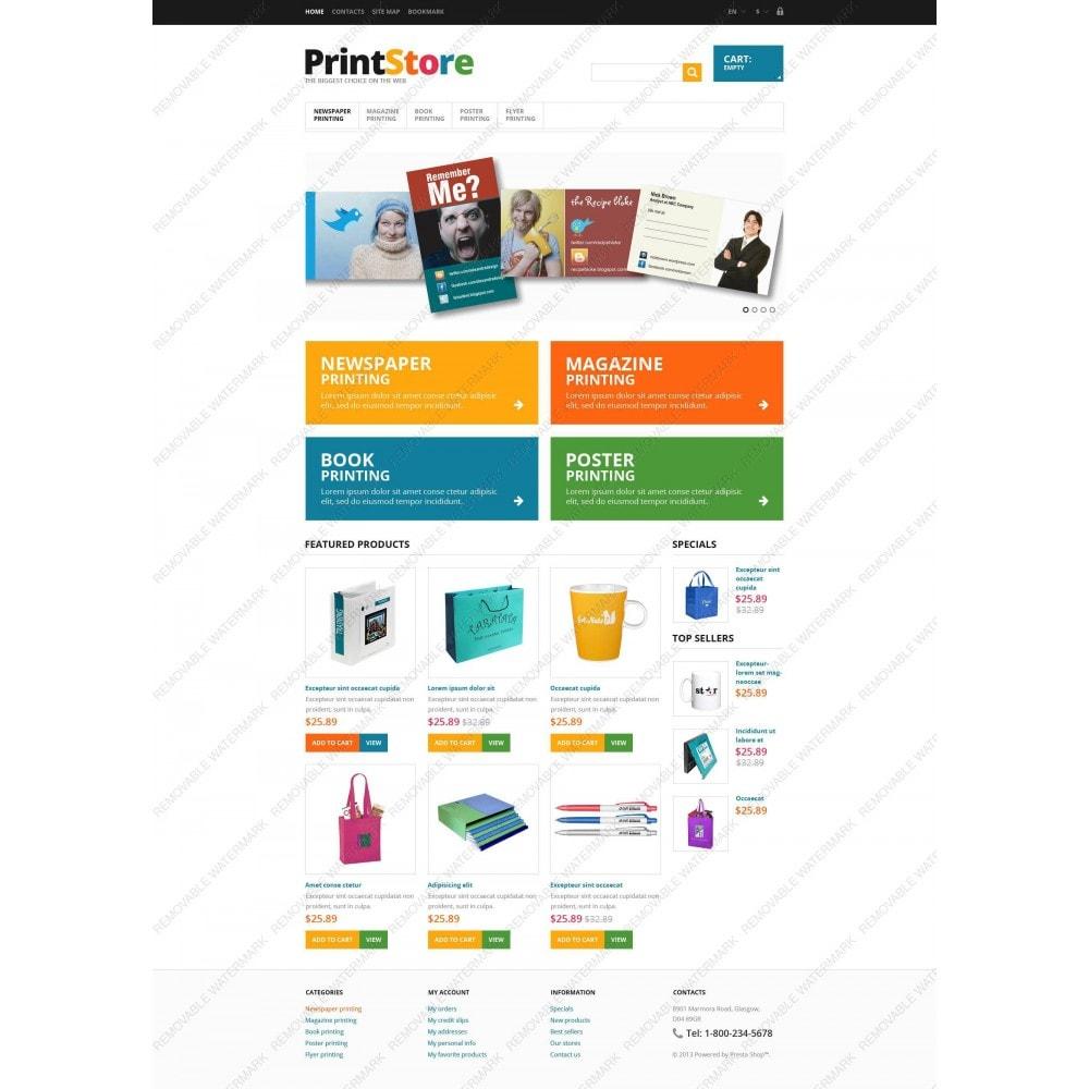 theme - Art & Culture - Responsive Print Store - 6
