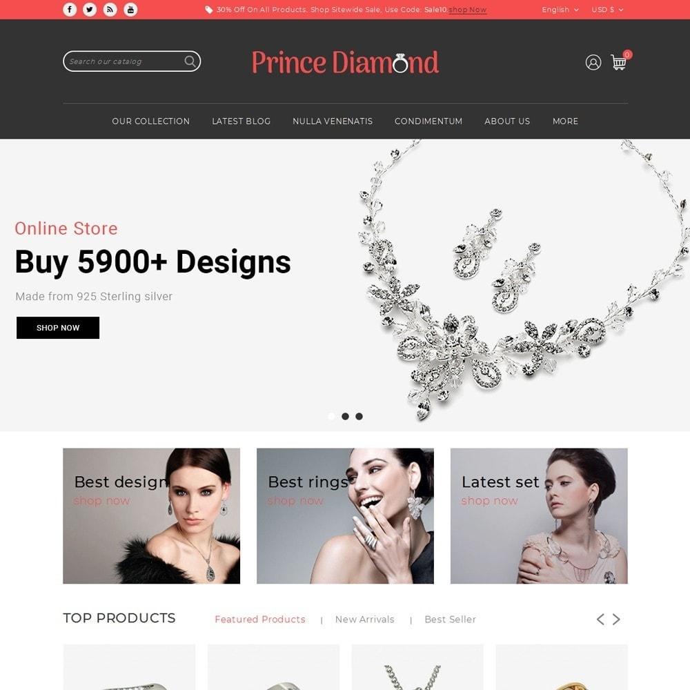 Prince Diamond - The Jewelry Store