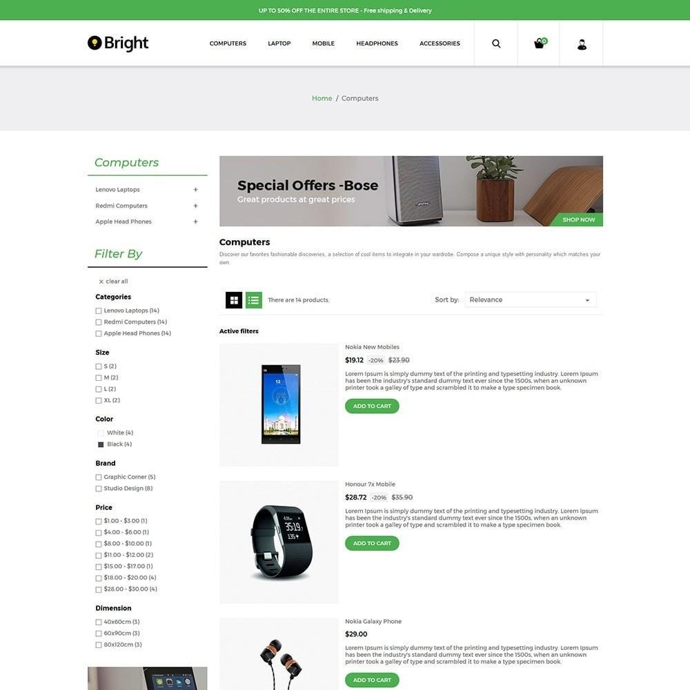 theme - Электроника и компьютеры - Bright Electronics Store - 4
