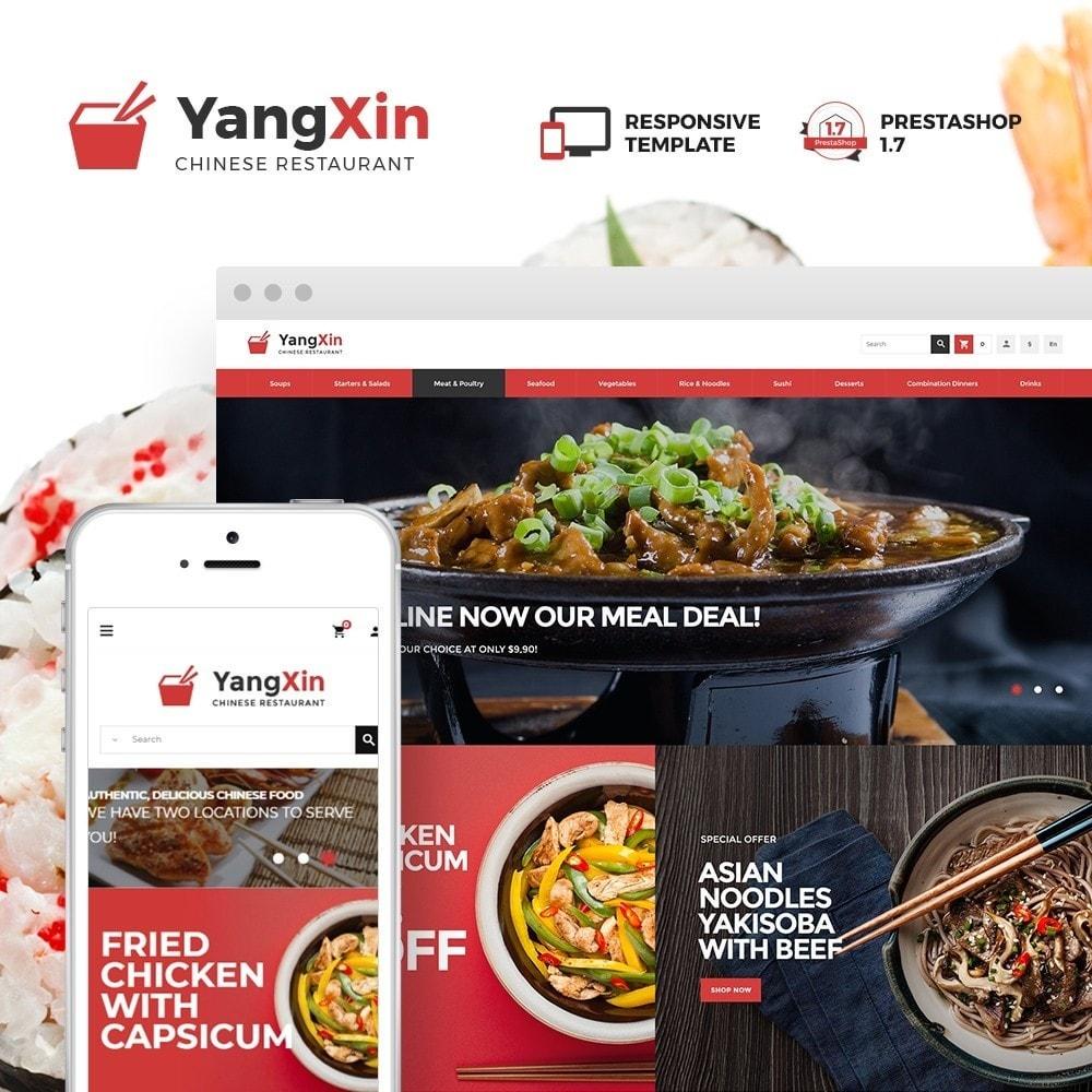 YangXin - Chinese Restaurant