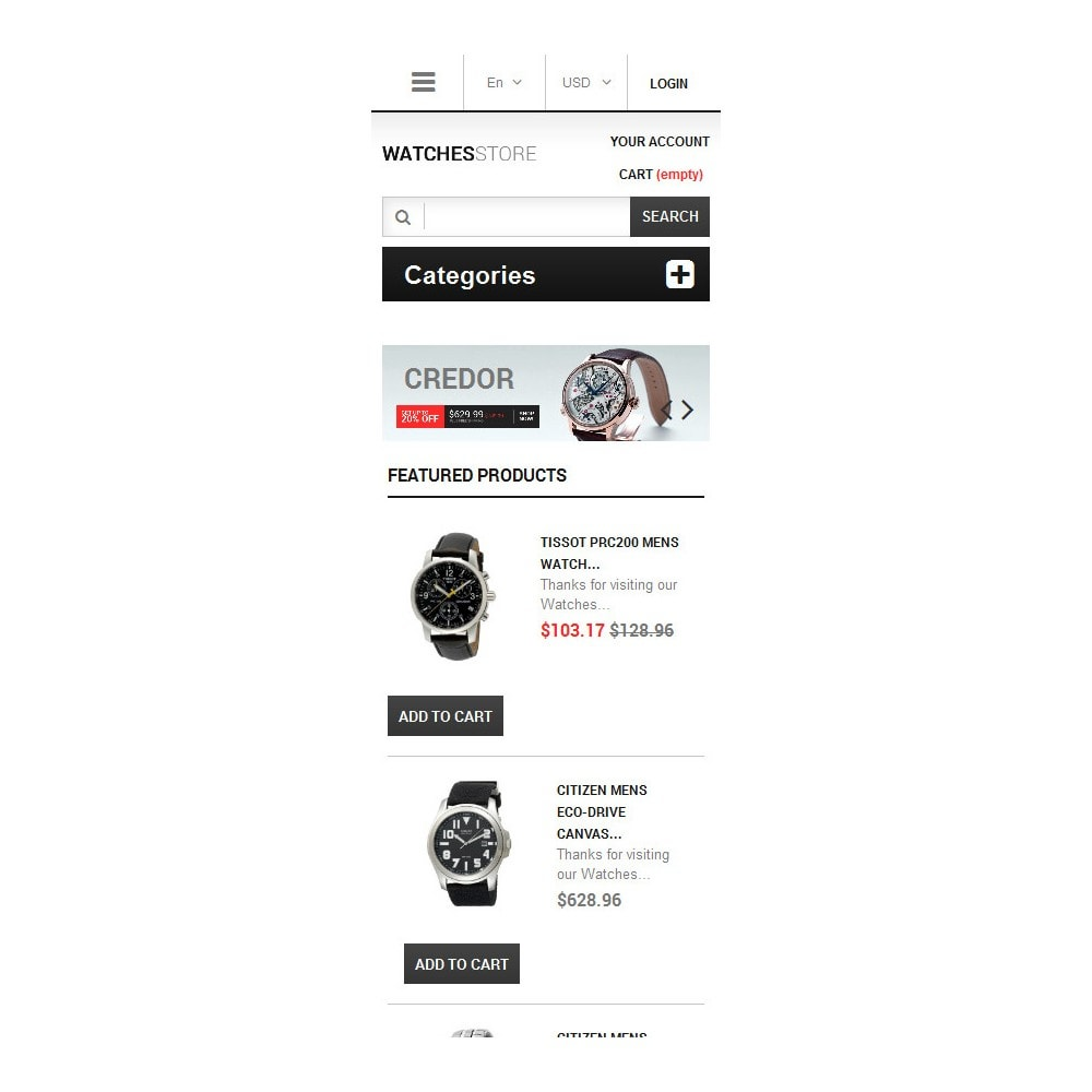 theme - Mode & Schoenen - Watches Shop - 9