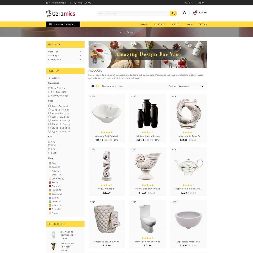 theme - Kultura & Sztuka - Ceramic Art Store - 3
