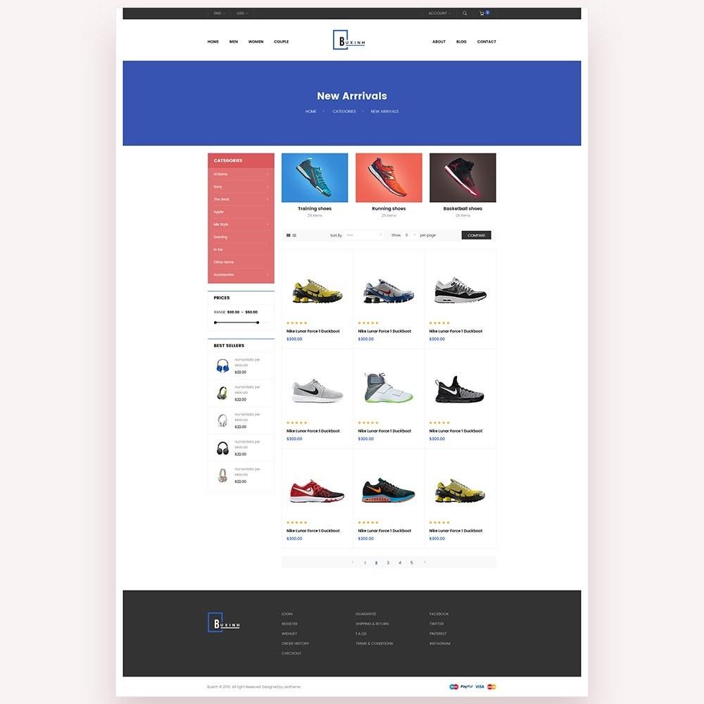 theme - Moda & Calçados - Leo Buxinh - 6