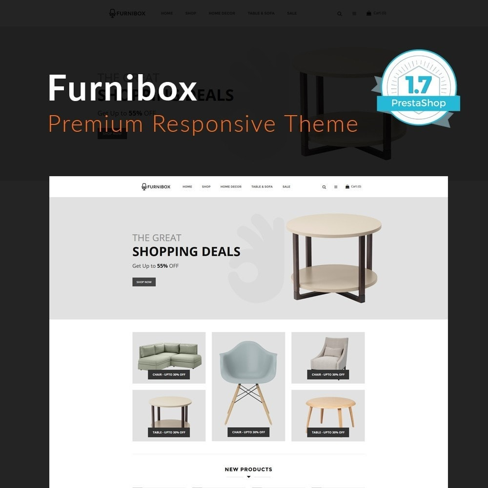 Furnibox - Furniture Store