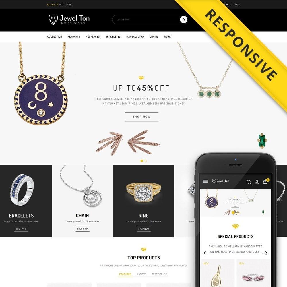 Jewel Ton - Jewelry Online Store