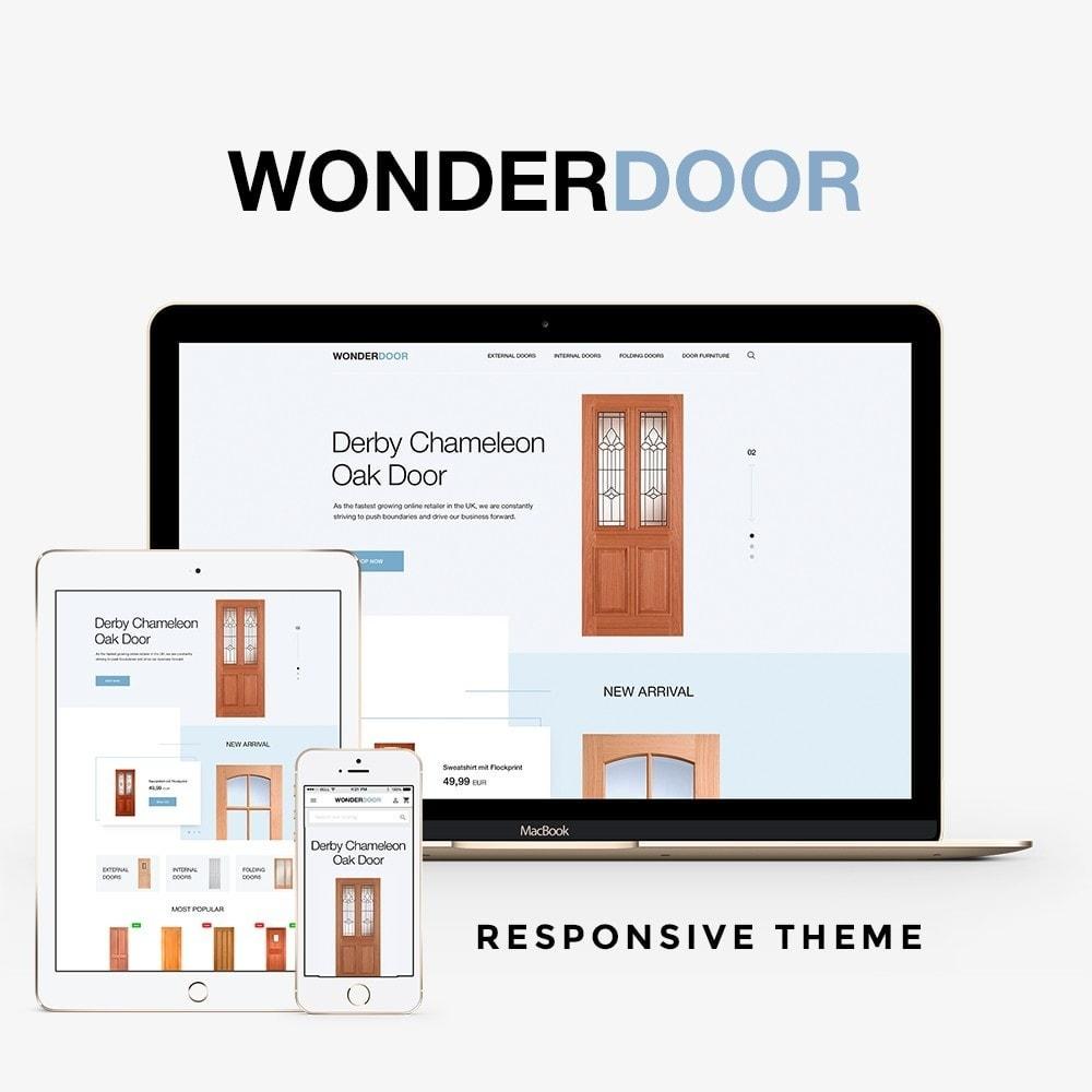 theme - Casa & Jardins - Wonderdoor - 1