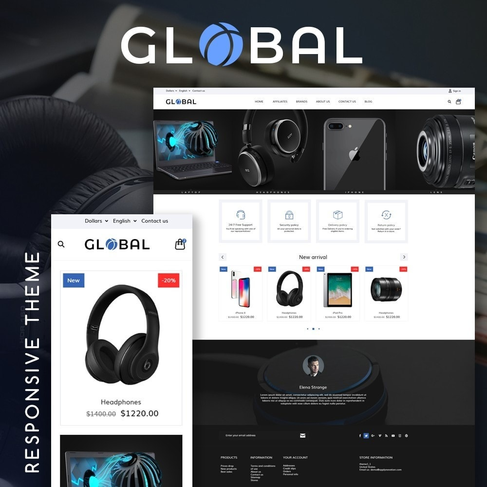 Global - High-tech Shop