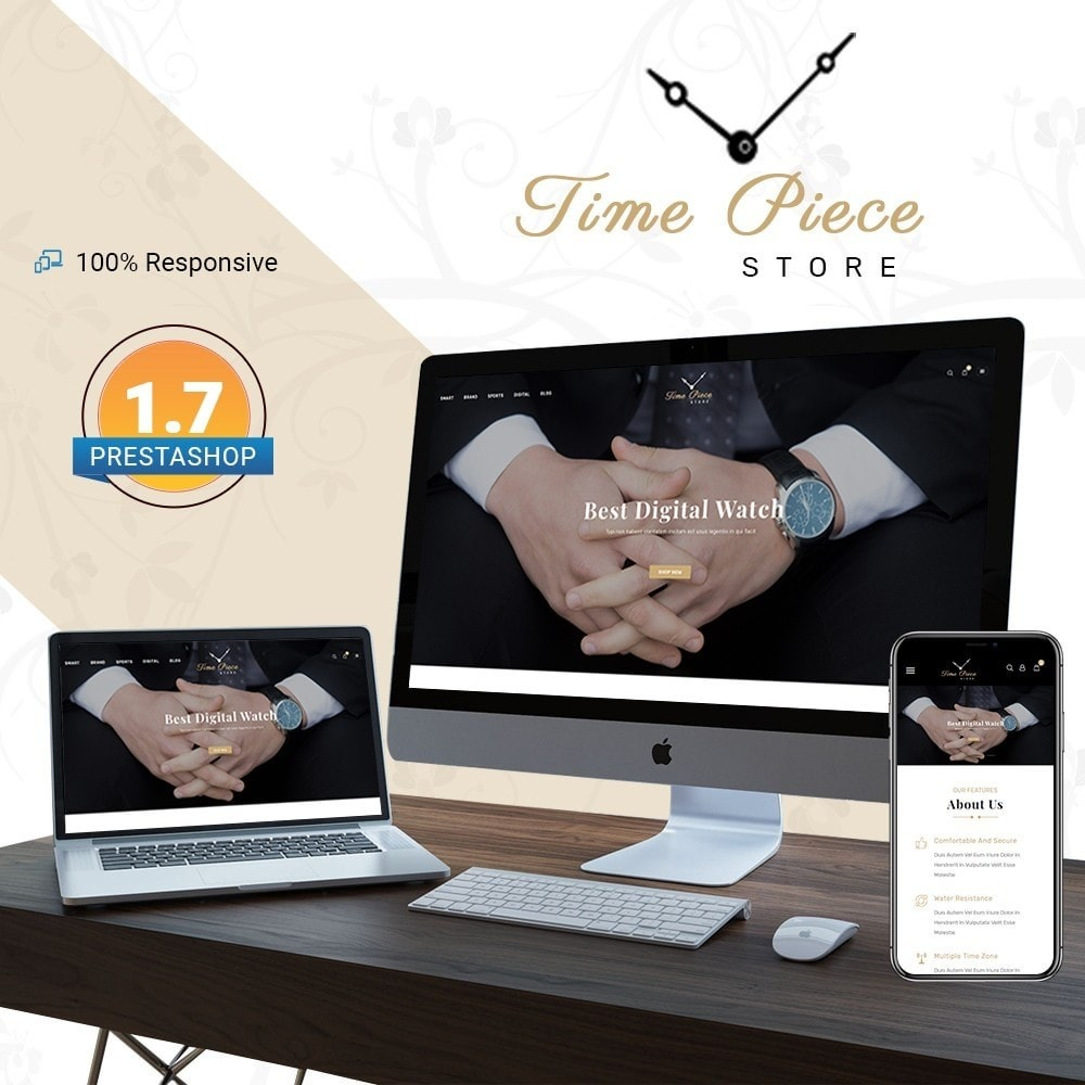 Timepiece - Watch Store
