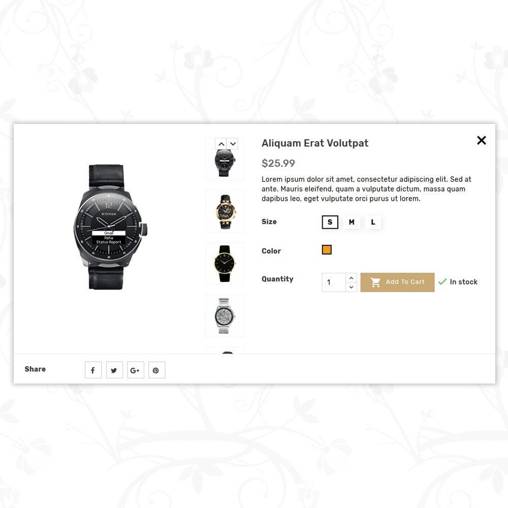 theme - Deportes, Actividades y Viajes - Timepiece - Watch Store - 6