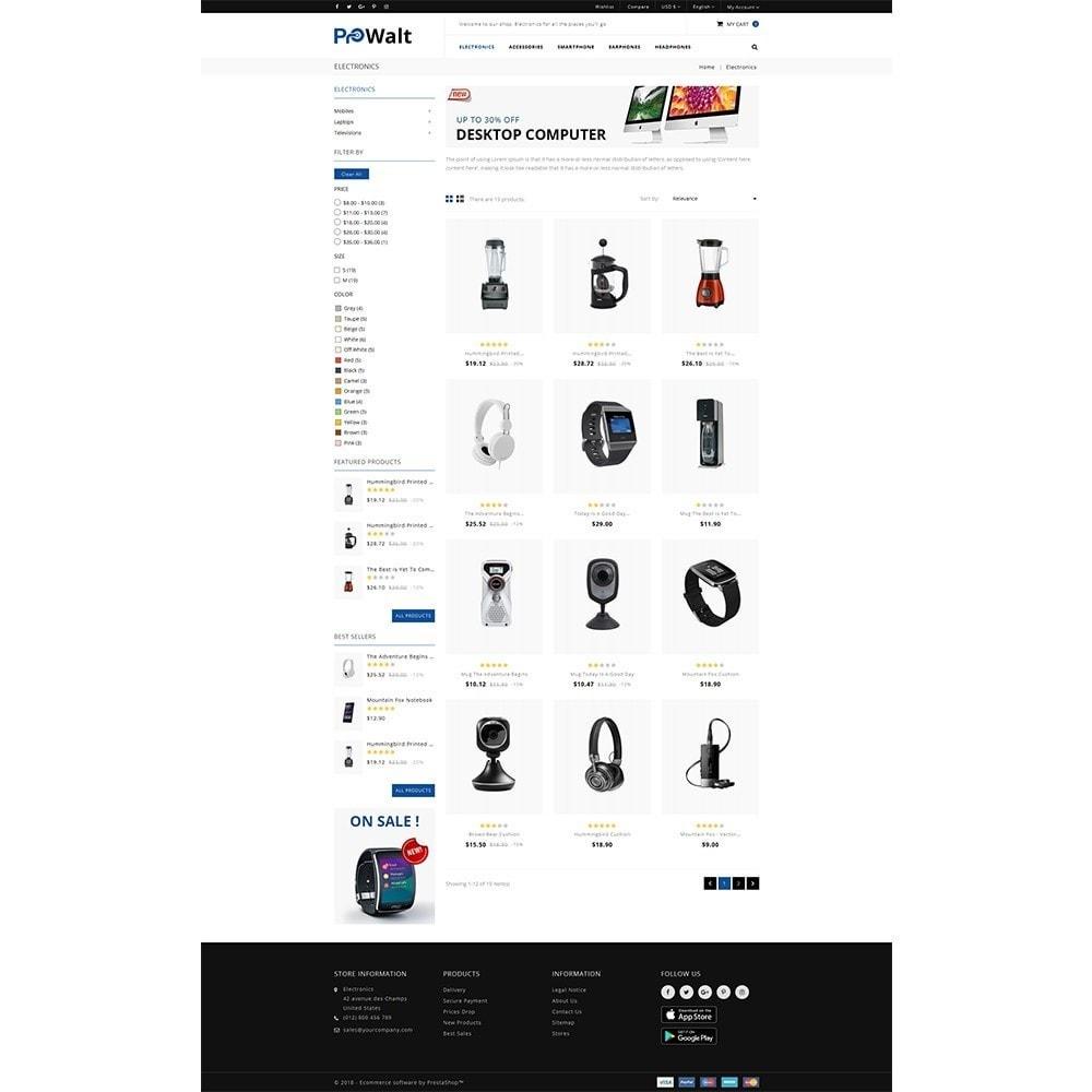 ProWalt Electronic Store
