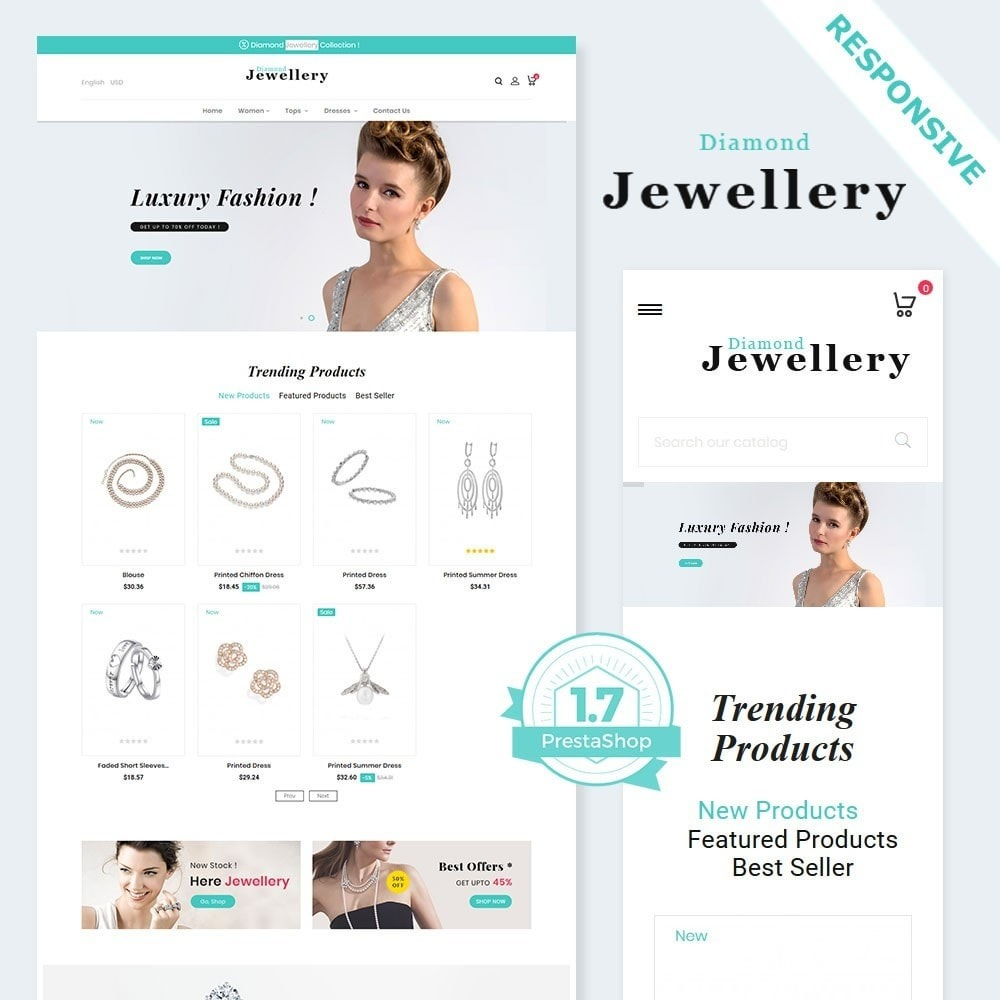 theme - Joalheria & Acessórios - jewellery store - 2