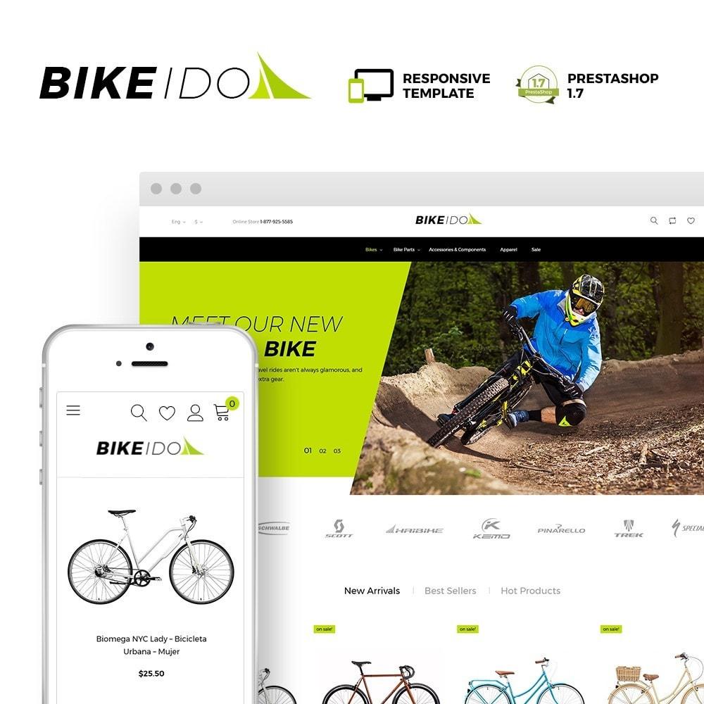 BikeIdol - Bike Store
