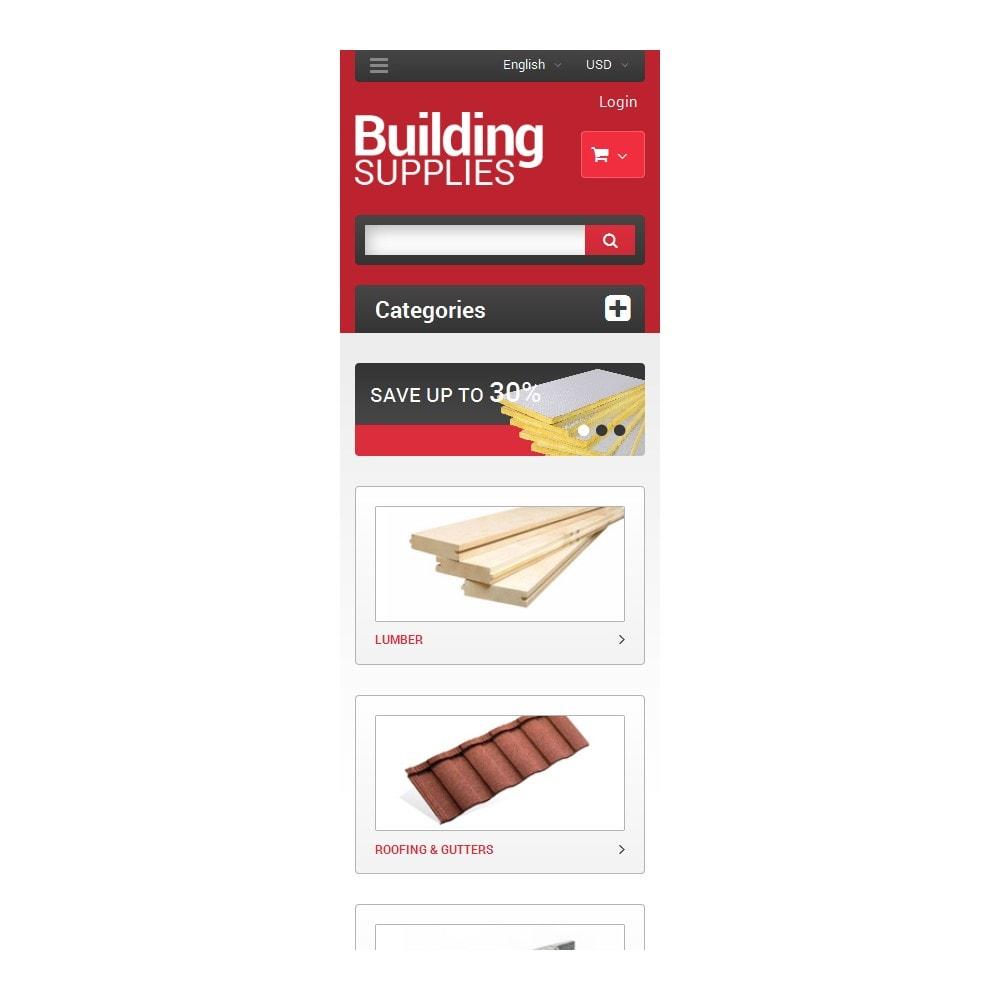 theme - Casa & Jardins - Building Supplies - 9