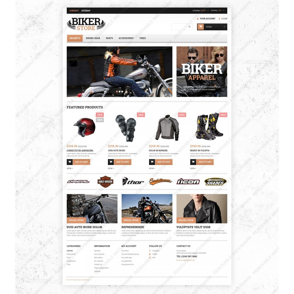 theme - Coches y Motos - Motorcycle Stuff - 5