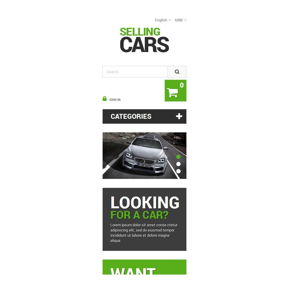theme - Coches y Motos - Selling Cars - 9