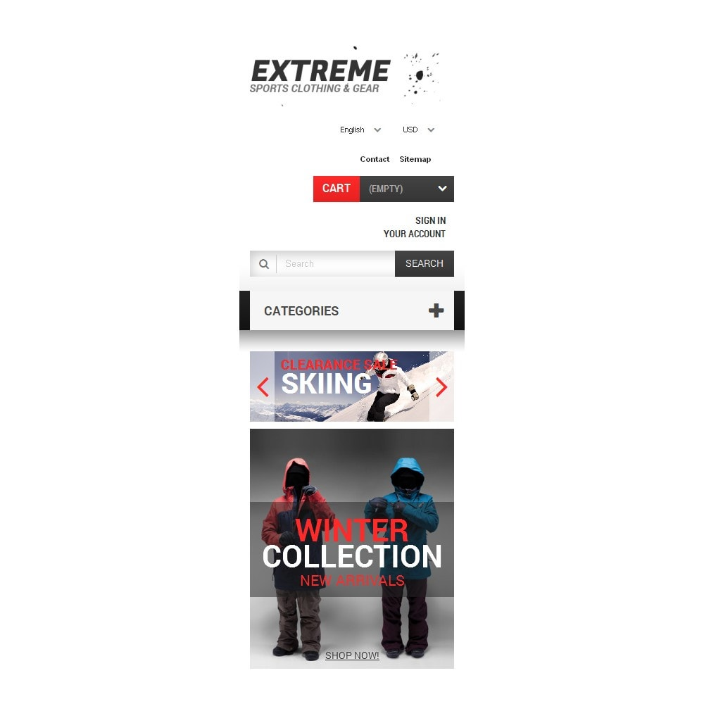 theme - Sports, Activities & Travel - Extreme Sports Gear - 9