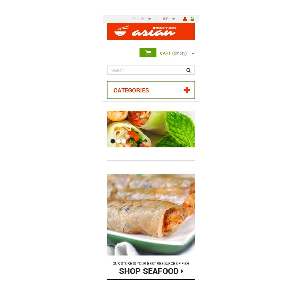 theme - Alimentos & Restaurantes - Asian Grocery - 9