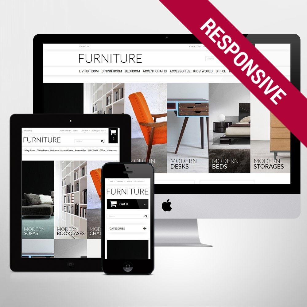 theme - Kultura & Sztuka - Selling Furniture Online - 1