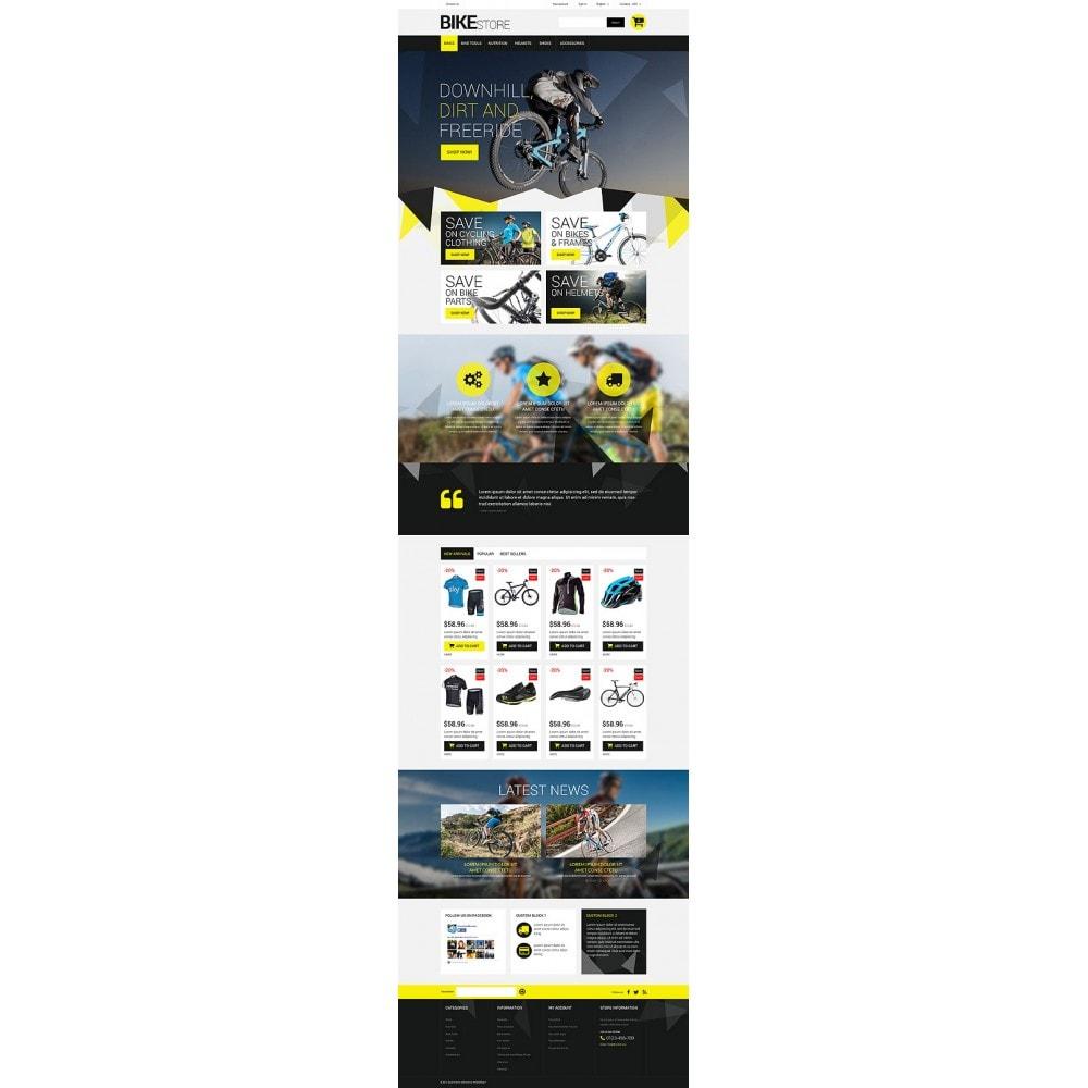 theme - Sport, Rozrywka & Podróże - Bike Store - 10