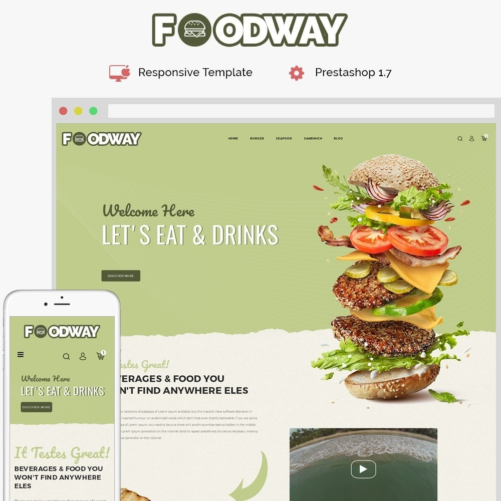 Foodway Demo Store