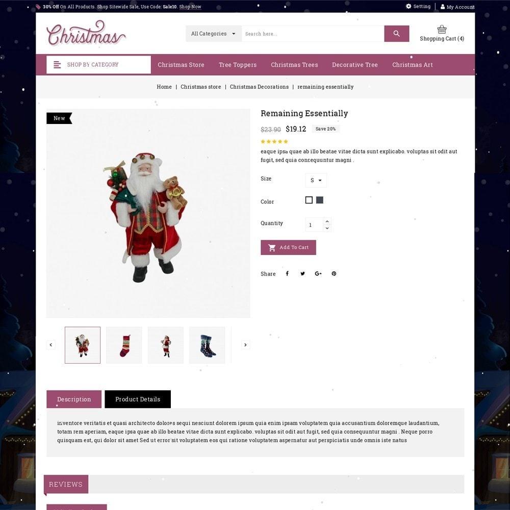 theme - Подарки, Цветы и праздничные товары - Christmas - The Gift Shop - 6