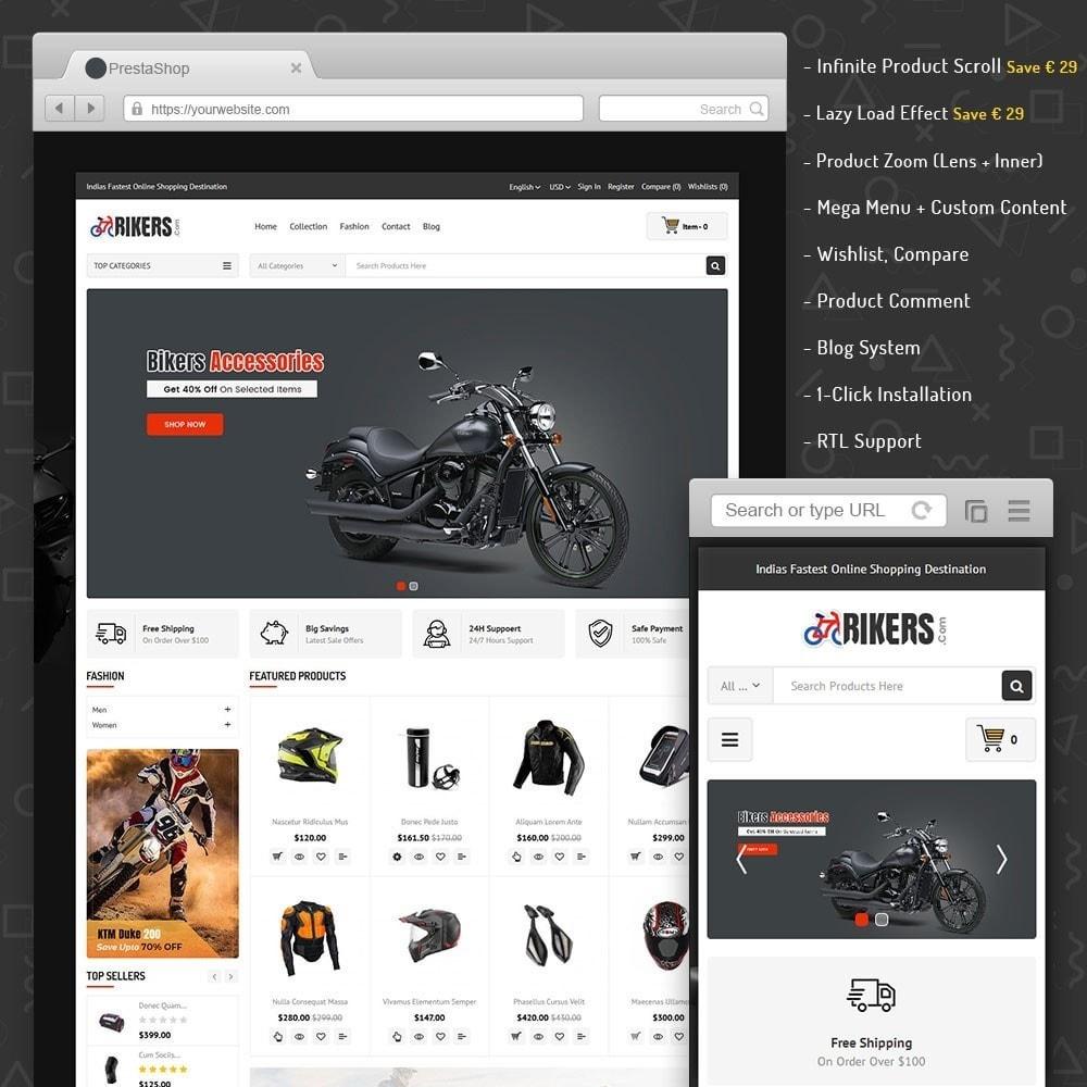 Bikers Accessories Store