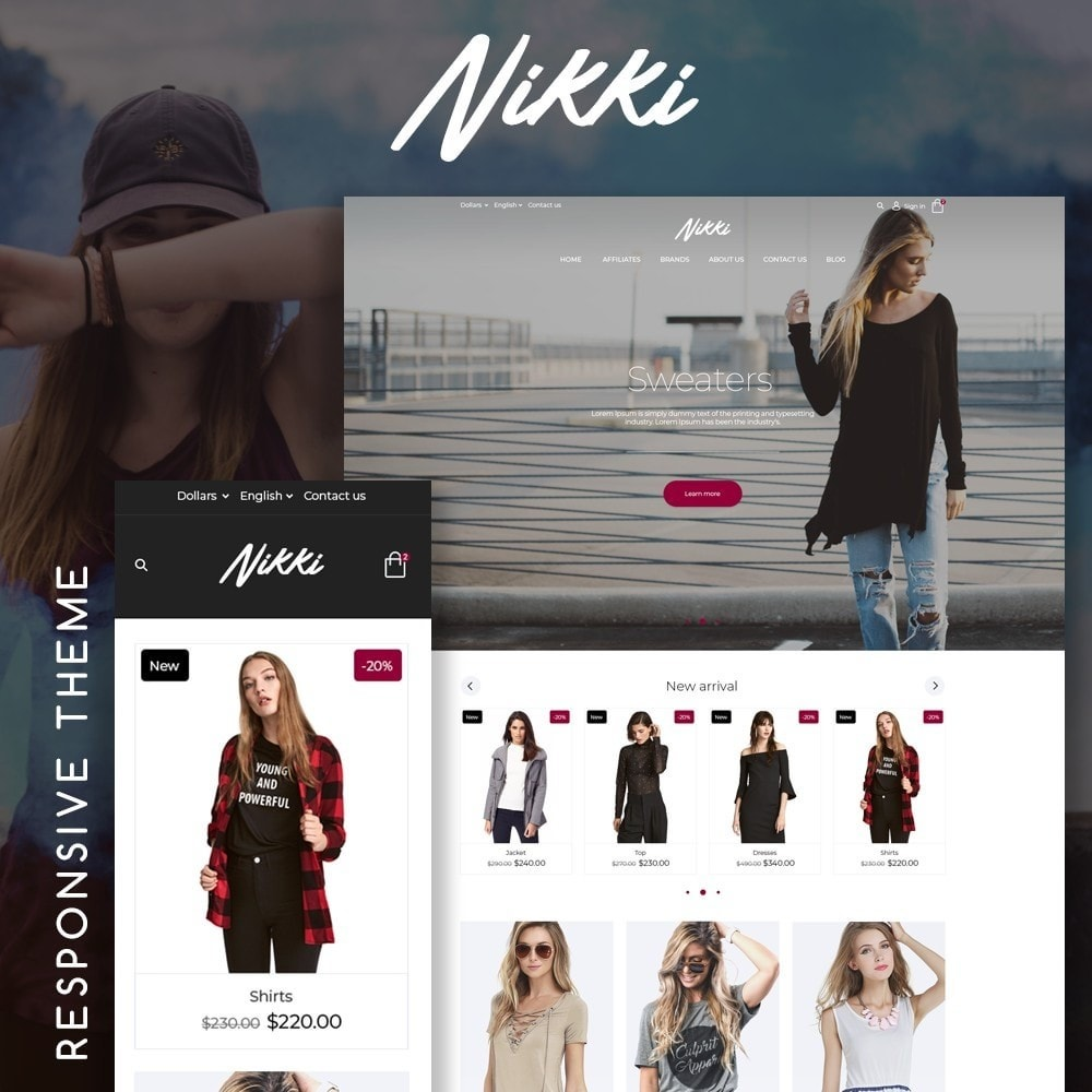 Nikki Fashion Store