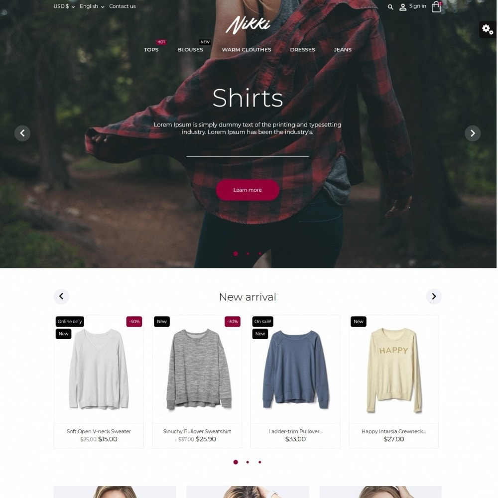 Nikki Fashion Store