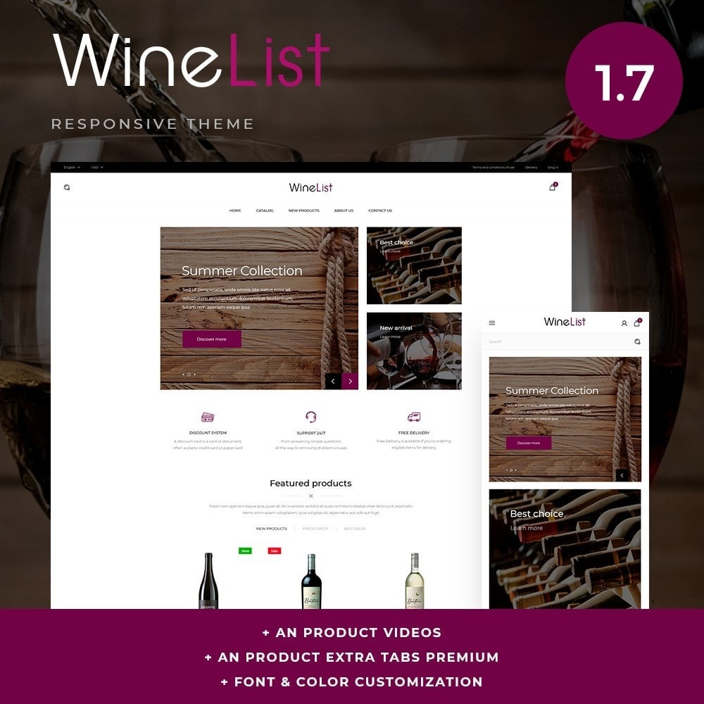 WineList Shop