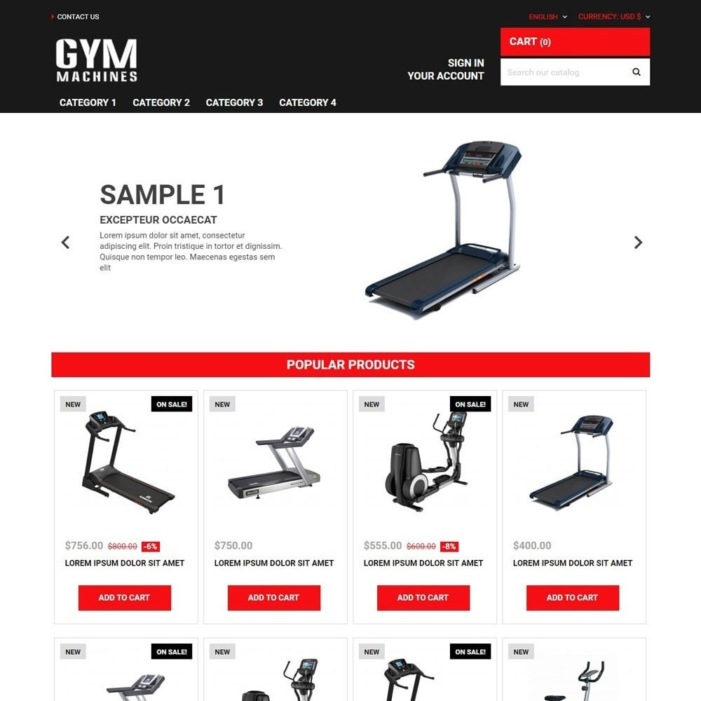 GymMachines