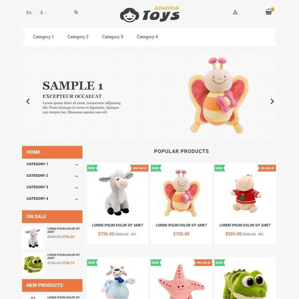 theme - Crianças & Brinquedos - StuffedToys - 1