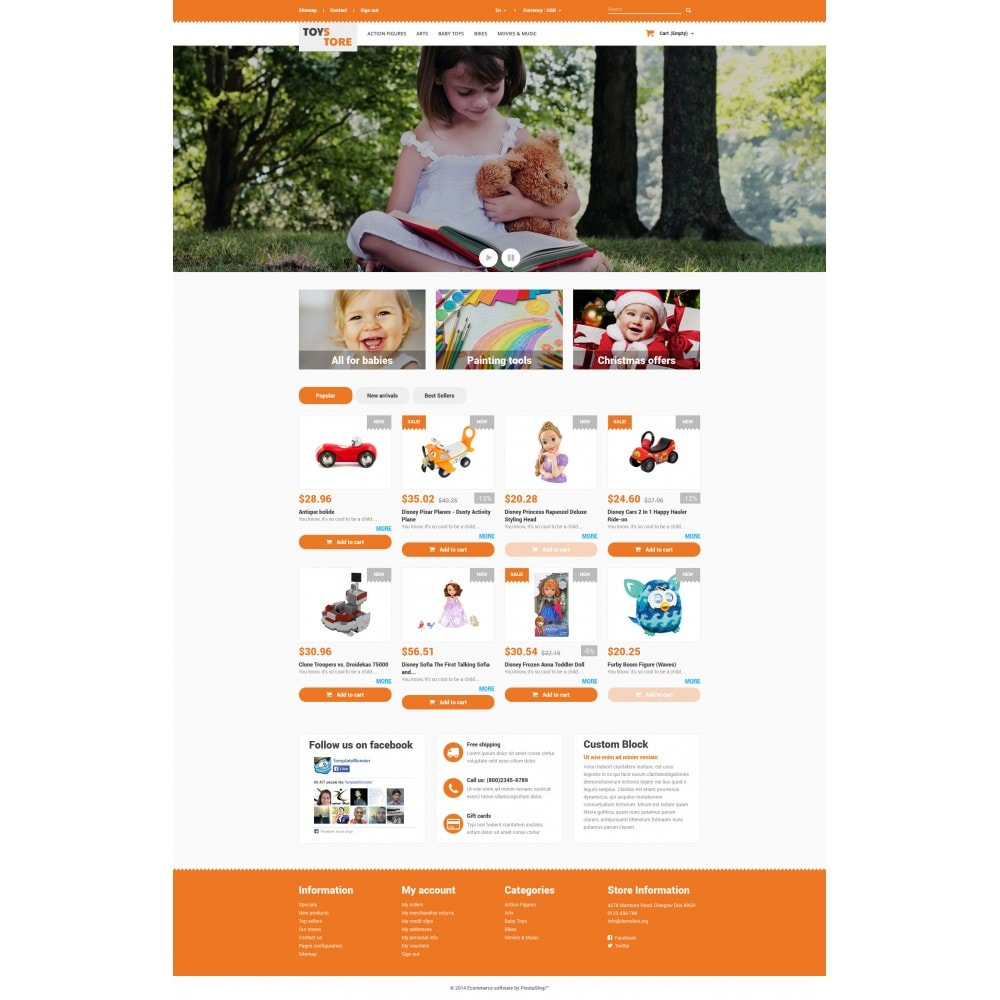 theme - Zabawki & Artykuły dziecięce - Toys for Kids - 4
