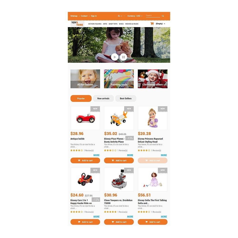theme - Zabawki & Artykuły dziecięce - Toys for Kids - 7